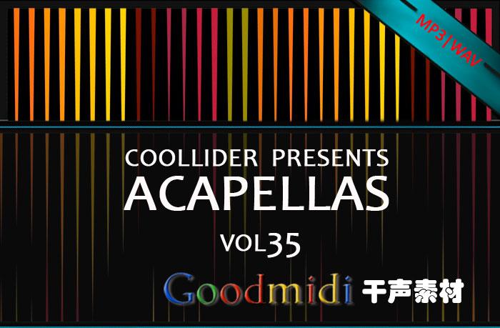 Coollider presents干声素材35