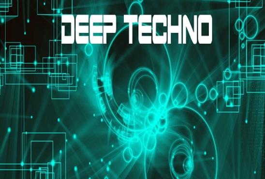 Sonic Range Deep Techno WAV MiDi