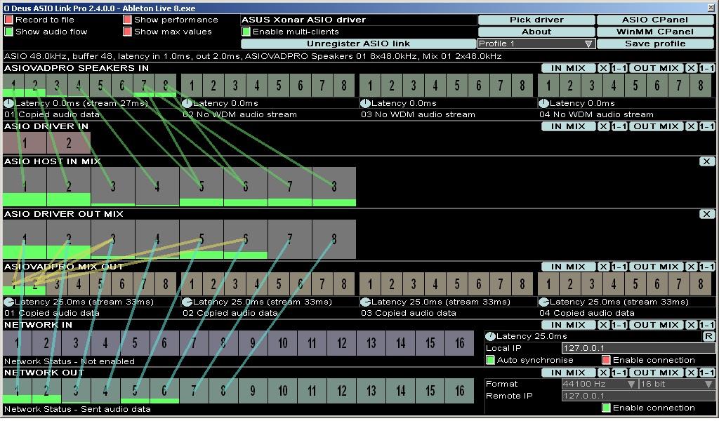 音频路由工具:O Deus ASIO Link Pro v2.4.2 CE-V.R