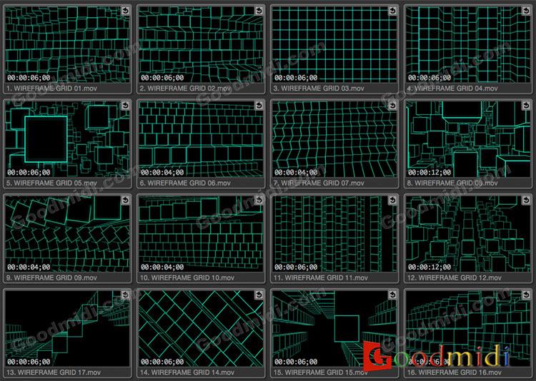 wireframe-grid