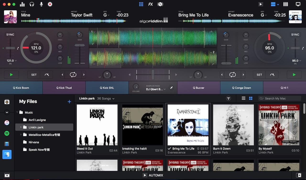 djay Pro 2 MacOS英文版