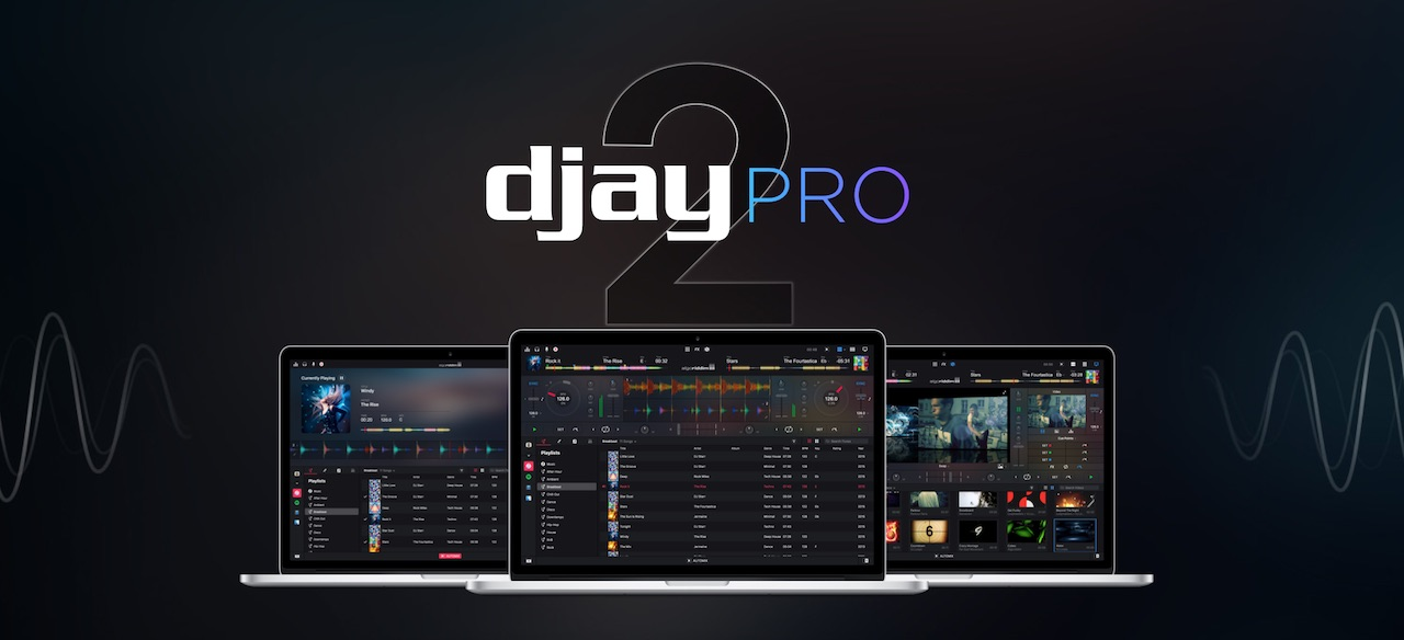 djay Pro 2 v2.1.4 macOS英文版