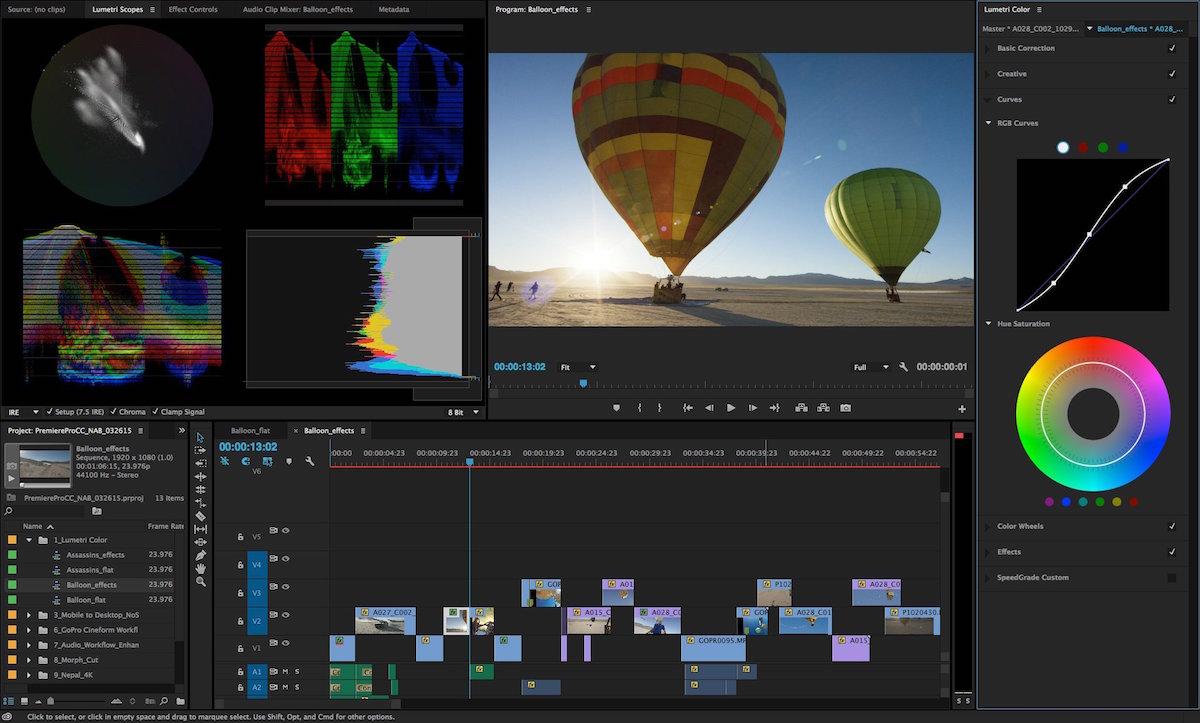 Adobe Premiere Pro CC 2018 12.0.1 多国语言MacOS版