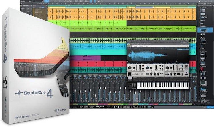 PreSonus Studio One 4 Professional v4.1.0 PC&Mac版本