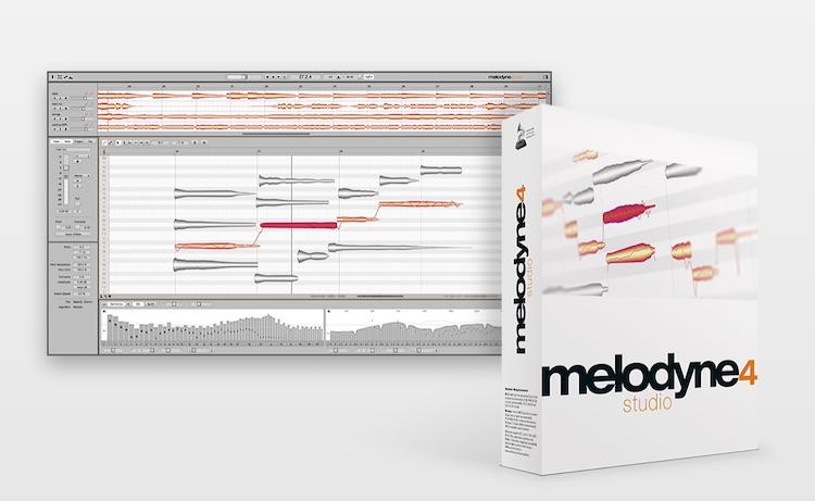 音高修正利器:Celemony Melodyne Studio 4 v4.2.1.003 MacOSX版