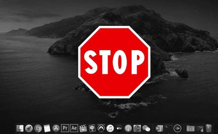 重要提示:不要随便升级Mac OS 10.15 Catalina系统