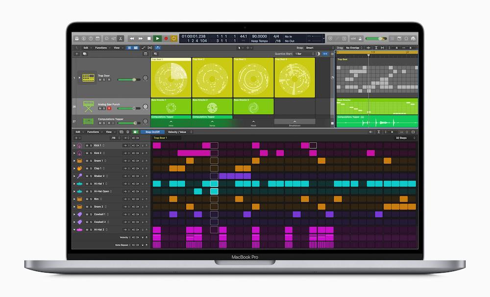 Apple Logic Pro X 10.6.0中文版