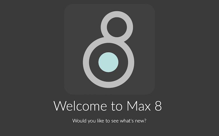 交互编程工具:Cycling 74 Max v8.1.10 Mac版
