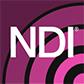 NDI iOS 测试模式徽标